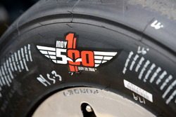 Besondere Reifen für das 100. Indy 500