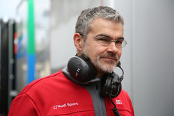 Dieter Gass, Head of DTM at Audi Sport
