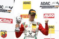 Formula 4 Photos - Podium: second place Mick Schumacher, Prema Powerteam
