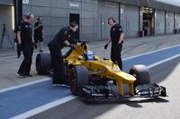 Formula 1 Foto - Nicholas Latifi, Renault F1 Team