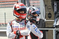 Kamui Kobayashi, Kazuki Nakajima, Toyota Racing