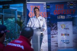 Marc Coma, Sporting Director of the Dakar