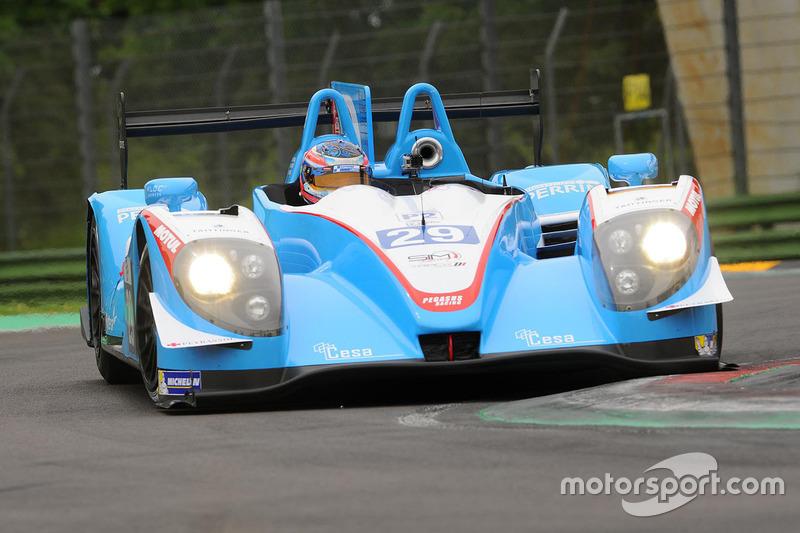 Nachrücker (LMP2): #29 Pegasus Racing, Morgan - Nissan