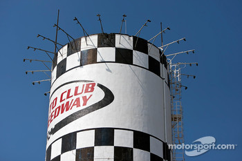 Auto Club Speedway scenery