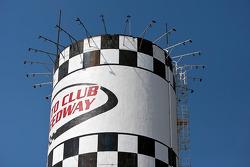 Auto Club Speedway scenery