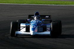 #4 Abba Kogan, Fuchs Oil, F1 Tyrrell 023 Yamaha 3.5 V10