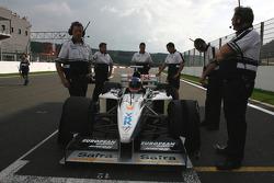 #5 Frits Van Eerd, VES Racing, F1 Tyrrell 026 Ford 3.0 V8 [ex-Takagi]