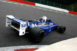 #24 Michael Lyons Hesketh 308E, 1977