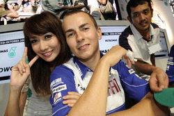Visit of the Petronas Towers: Jorge Lorenzo