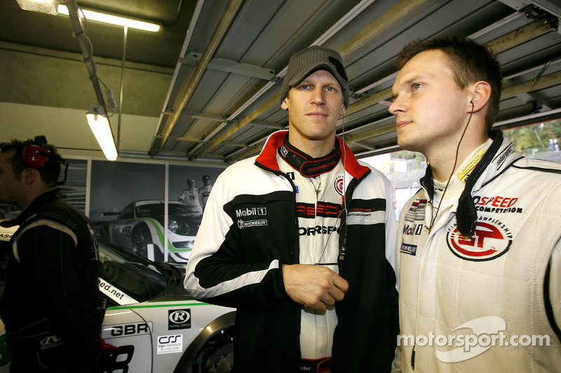 Jorg Bergmeister and Marc Lieb