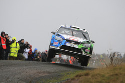 Matthew Wilson and Scott Martin, Stobart VK M-Sport Ford Rally Team Ford Focus RS WRC 08