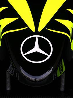 Mercedes atmosphere
