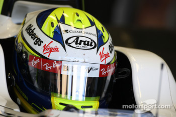 Marcus Ericsson, Tests for BrawnGP
