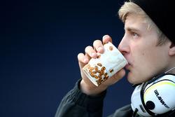 Marcus Ericsson, Tests for BrawnGP