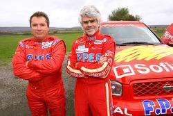 co-driver Yves Ferri and driver Jean-Pierre Strugo