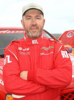 co-driver Stéphane Singery