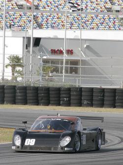 #09 Spirit of Daytona Racing Porsche Coyote: Guy Cosmo, Derek Johnston