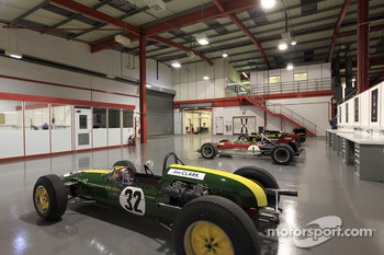 Lotus F1 Racing Factory