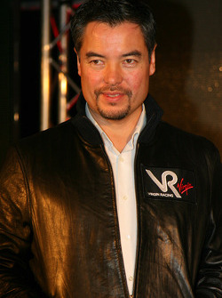 Alex Tai, Virgin Racing CEO and Team Principal