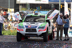 #332 Mitsubishi: Miguel Barbosa and Miguel Ramalho