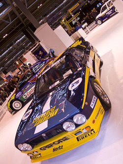 World Rally Championship Display