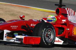 Felipe Massa, Scuderia Ferrari, F10