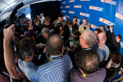Media attention for Danica Patrick
