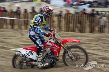 #49 Honda 450 4T: Stephane Guilbert