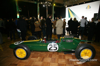Old Lotus F1 Car