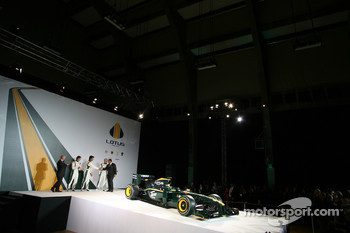 The New Lotus Lotus T127