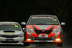 #5 Lauren Gray Motorsport, Toyota Corolla Sportivo: Lauren Gray, Michael Gray, Tony Head