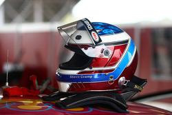 Helmet of Steve Cramp