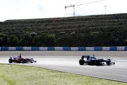 Fernando Alonso, Scuderia Ferrari, Nico Hulkenberg, Williams F1 Team