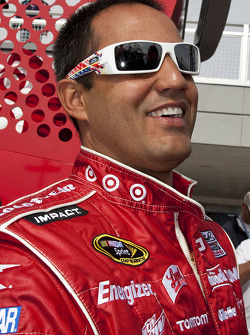 Juan Pablo Montoya, Earnhardt Ganassi Racing Chevrolet, Target promotion