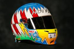 Helmet of Alexander Wurz