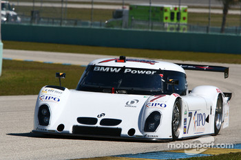 #7 Starworks Motorsport BMW Riley: Ian James, Bill Lester