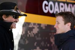 Richard Petty and Kasey Kahne, Richard Petty Motorsports Dodge