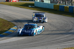 #61 AIM Autosport Ford Riley: Burt Frisselle, Mark Wilkins; #10 SunTrust Racing Ford Dallara: Max Angelelli, Ricky Taylor