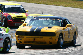 #5 TPN/Blackforest Racing Dodge Challenger: Ian James, Tom Nastasi