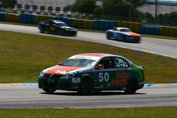 #50 Irish Mike's Racing Volkswagen Jetta: Mario Hart, Carlos Lira