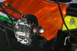 Brake system, Force India F1 Team