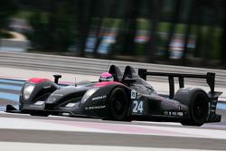 #24 Oak Racing Pescarolo - Judd: Jacques Nicolet, Richard Hein