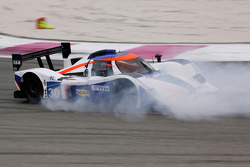 #30 Racing Box Lola B09 Coupé - Judd: Ferdinando Geri, Andrea Piccini, Giacomo Piccini, Jesus Diez Villaroel