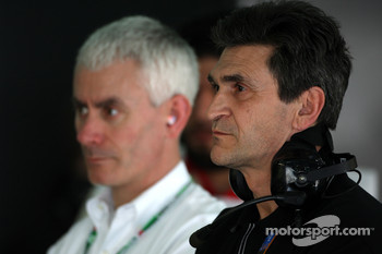Jacky Eeckelaert, Hispania Racing F1 Team, Technical director