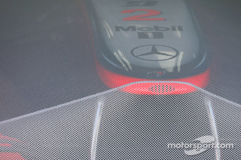 McLaren Mercedes atmosphere