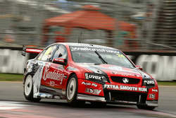 #24 Bundaberg Red Racing Team: Fabian Coulthard
