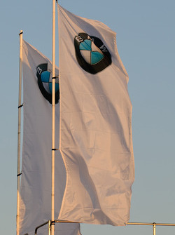 BMW flags