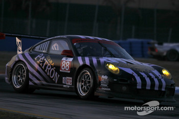 #88 Velox Motorsport Porsche 911 GT3 Cup: Shane Lewis, Jerry Vento, Lawson Aschenbach