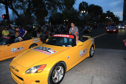 Pre-event party: Mario Romancini, Conquest Racing