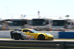 #3 Corvette Racing Chevrolet Corvette ZR1: Jan Magnussen, Johnny O'Connell, Antonio Garcia